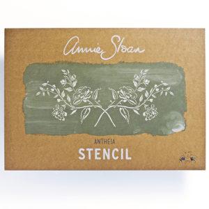 Annie Sloan Stencil Antheia