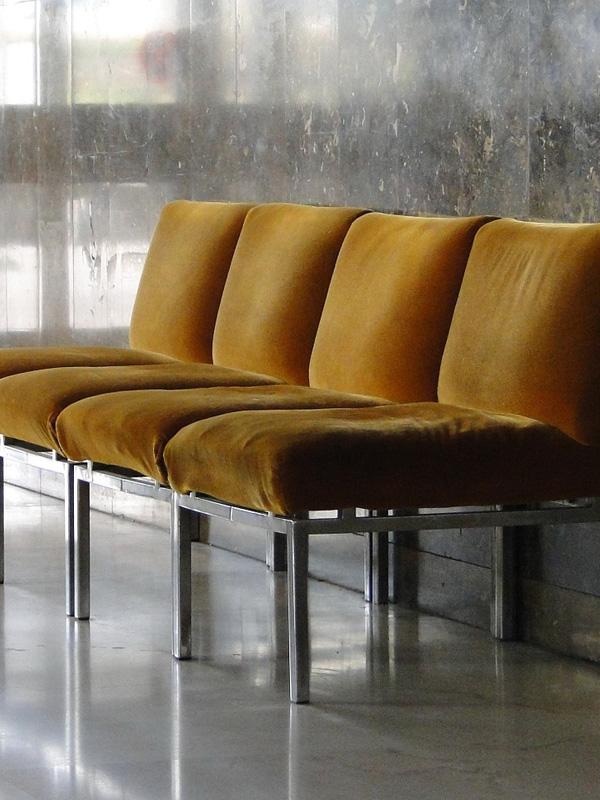 stole i venteværelse