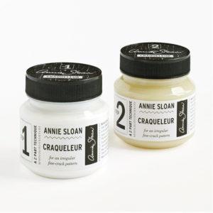 Annie Sloan Craqueleur set