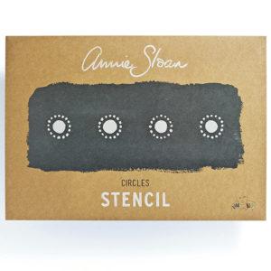 Stencil Circles A3