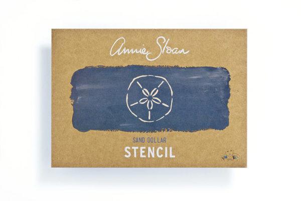 Stencil Sand Dollar A4