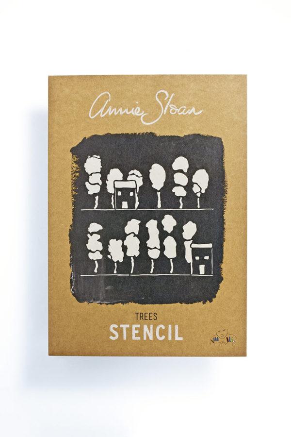 Stencil Trees A4