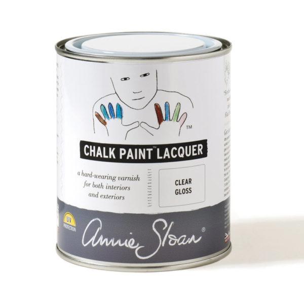 Chalk Paint Lacquer Gloss
