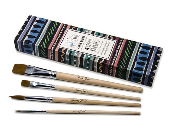 Detail Brush Product Shot