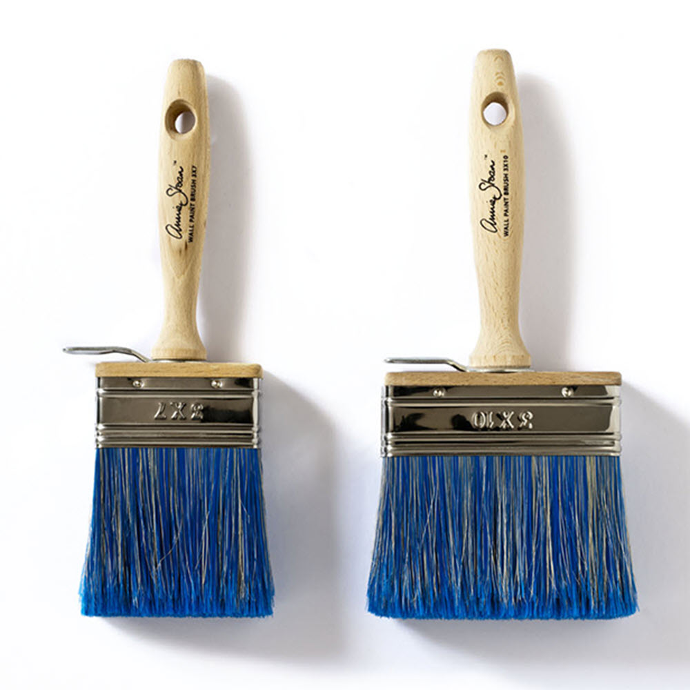Wall Paint Brushes Large and Small