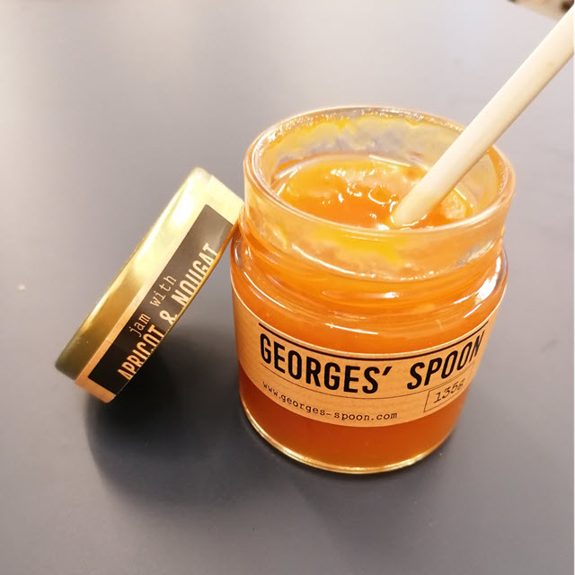 marmelade apricot